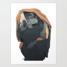 Le sheith Art Print