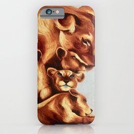 Maternal iPhone Case
