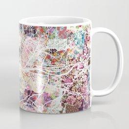 Florence map Coffee Mug