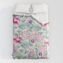 Floral Pattern 3 Duvet Cover