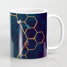 Butterfly invasion Coffee Mug