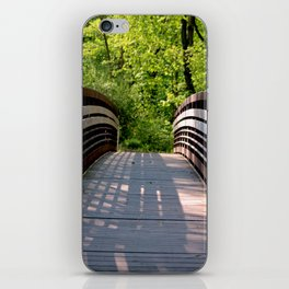 Over the River iPhone Skin
