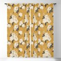 Glam Florals - Gold by latheandquill