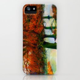 After the rain... iPhone Case
