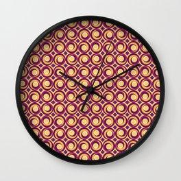 Circle Pict Wall Clock