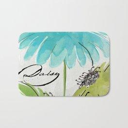 Daisy Morning I Bath Mat