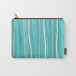 Ocean Currents Carry-All Pouch
