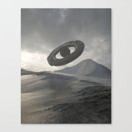 Gravity Field I Canvas Print
