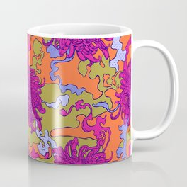 Japan chrysanthemum flower Coffee Mug