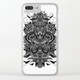 Enchanted Purpose Clear iPhone Case