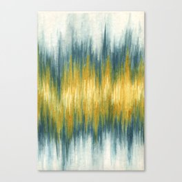 Sound abstract Canvas Print