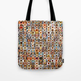 2012 in Empty Demitasse Tote Bag