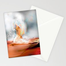 Art hold Stationery Cards