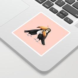 Toucan Love Sticker