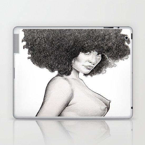 Nude girl 6 Laptop & iPad Skin