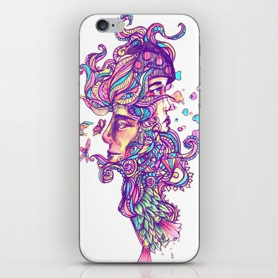 Vapor iPhone & iPod Skin