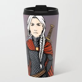 RED CAPE Travel Mug