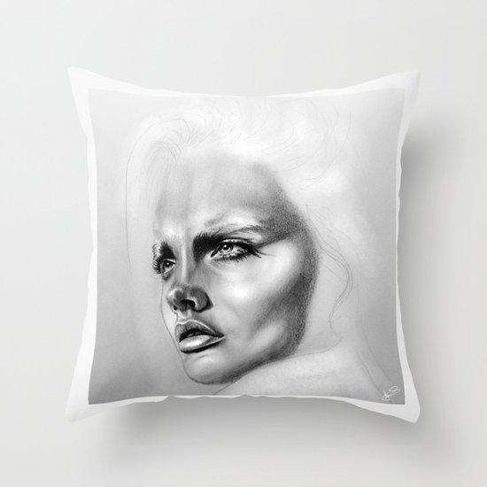 + DEEP + Throw Pillow