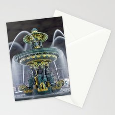 Arcing Waters Stationery Cards