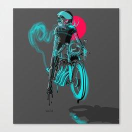 riser Canvas Print