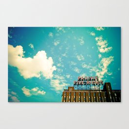 Farine Five Roses Canvas Print