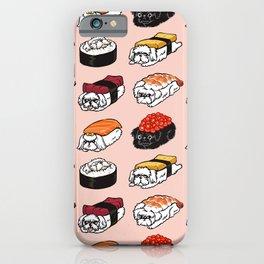 Sushi Maltese iPhone Case