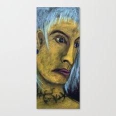 FEMME FATALE Canvas Print