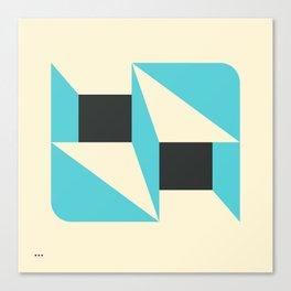 DEJA VU (1.2) Canvas Print