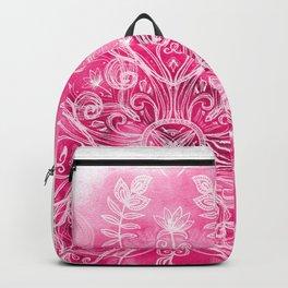 Pink + Patterns Backpack