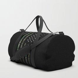 Khaki american flag Duffle Bag