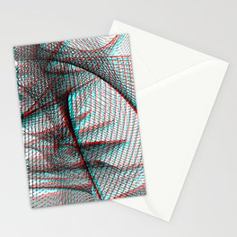 Asymmetriphobia Stationery Cards