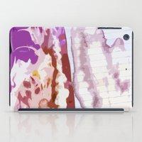 bleach iPad Cases featuring Pink Bleach by Bzerk Creative