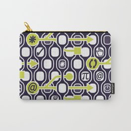 geek spirit (Acid green) Carry-All Pouch