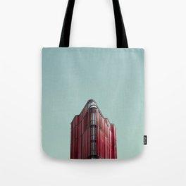LND CLR X-2 London Colour Architecture Art Tote Bag