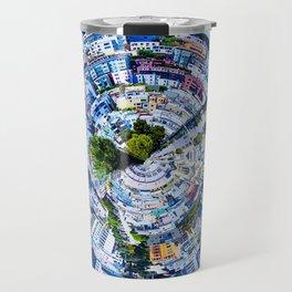 small city Travel Mug