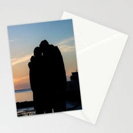 Ombres, contre-jour, Stationery Cards