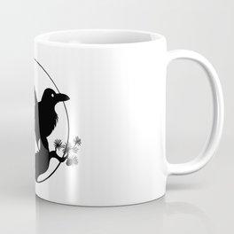 Raven Silhouette I Coffee Mug