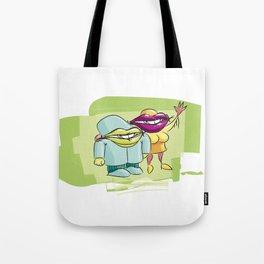 Creatures Tote Bag