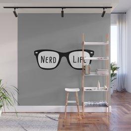 Nerd Life 4Ever Wall Mural