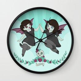 My Favorite Murder: Sweet Baby Angels Wall Clock