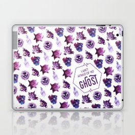 Ain't Afraid of No Ghost Laptop & iPad Skin
