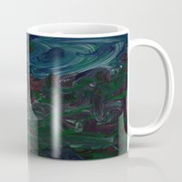 oasis Mugs featuring Oasis by MeMRB