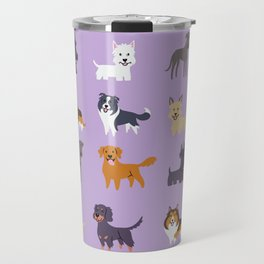 SCOTTISH DOGS Travel Mug