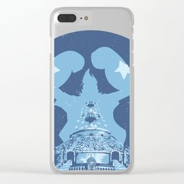 Franky Water 7 Clear iPhone Case