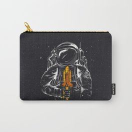 Space Popscicle Carry-All Pouch