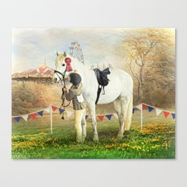 First Prize Canvas Print