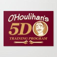 O'Houlihan's 5D Training Program Canvas Print