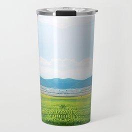 Sunflower Farm Travel Mug