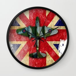Gloster Meteor Mk1 Wall Clock