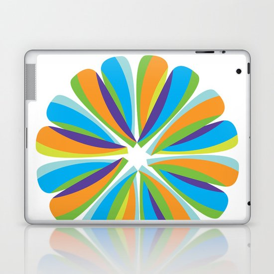 Color Fusion Laptop & iPad Skin